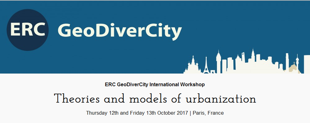 ERC GeoDiverCity International Workshop